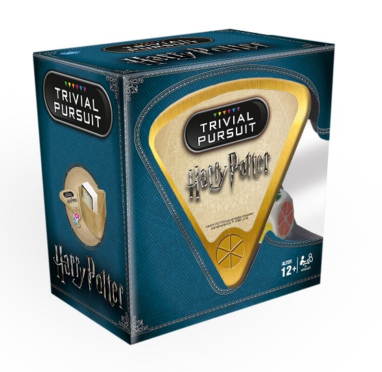Trivial Pursuit - Harry Potter - Neues Design – Bild 1