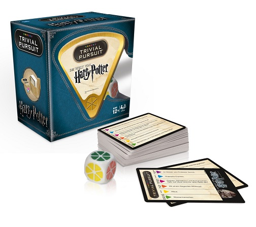 Trivial Pursuit - Harry Potter - Neues Design – Bild 2