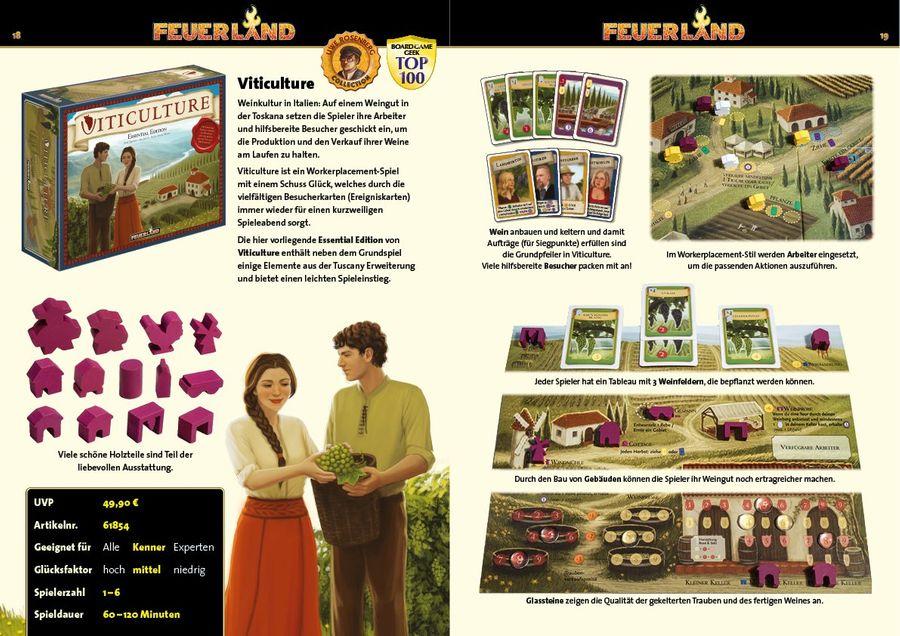 Feuerland Spiele  - Viticulture Essential Edition - DE – Bild 2