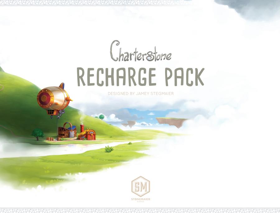 Feuerland Spiele - Charterstone: Recharge Pack - Erweiterung