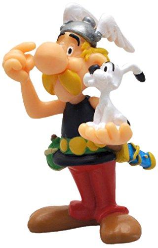 Plasytoy 60566 - Spielfigur -Asterix mit Idéfix