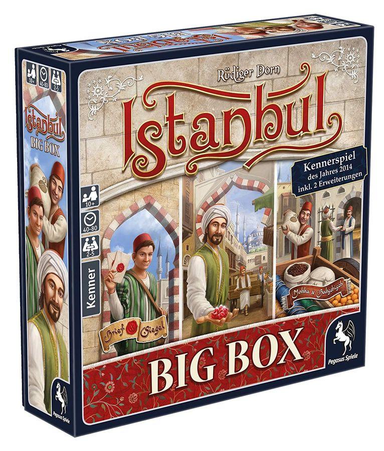 Pegasus 55119G - Istanbul Big Box – Bild 1