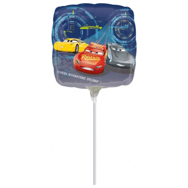 Folienballon Cars 3 Mini Shape