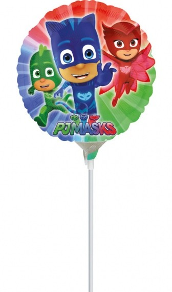 Folienballon PJ Masks Mini Shape