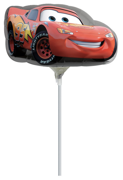 Folienballon Cars Mini Shape