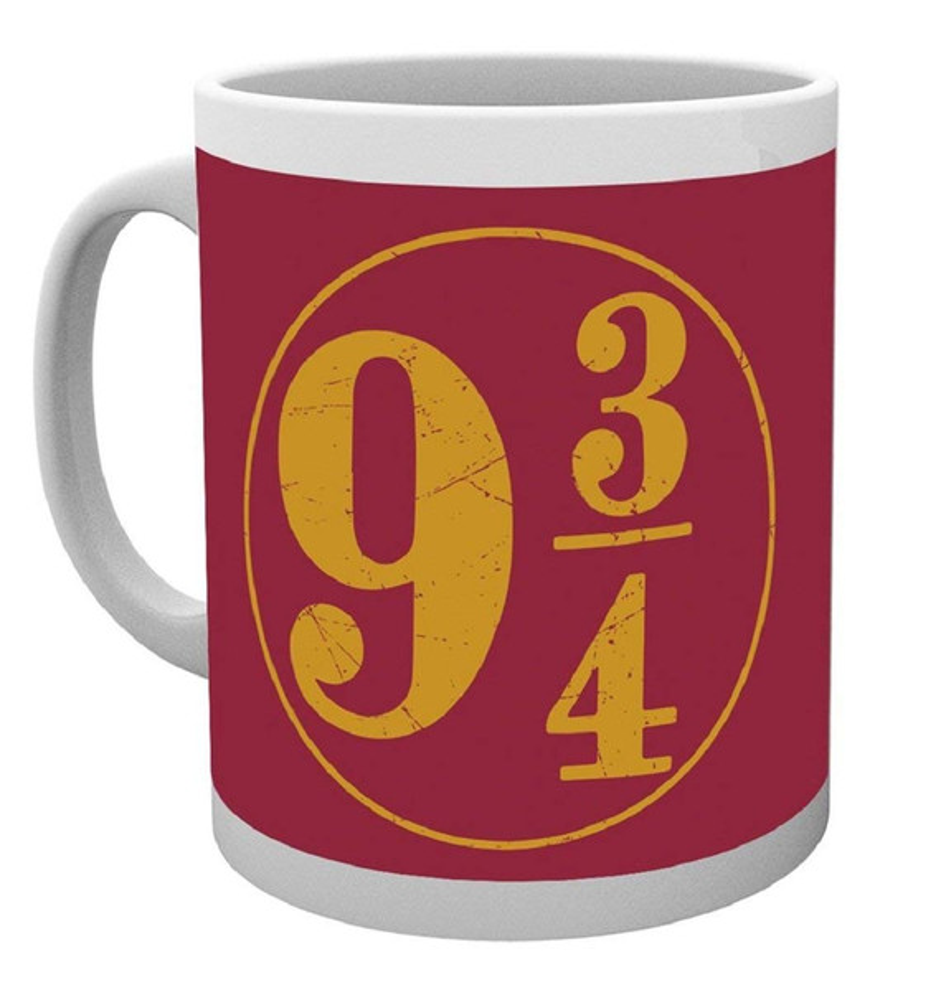 "GB Eye - Tasse, Harry Potter ""Gleis 9 3/4"""