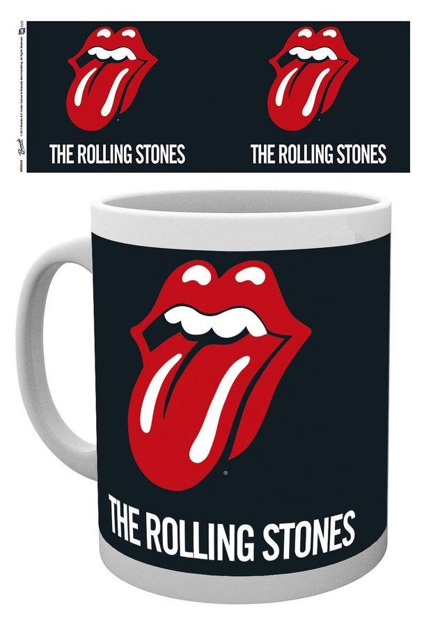"GB Eye - Tasse, The Rolling Stones ""Logo"""