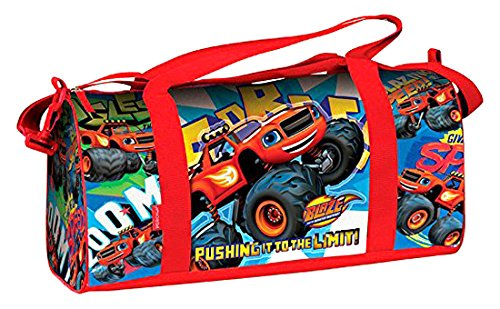 Kinder Sporttasche Blaze and the Monster Machines