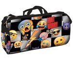 Kinder Sporttasche Emoji Sticker 001