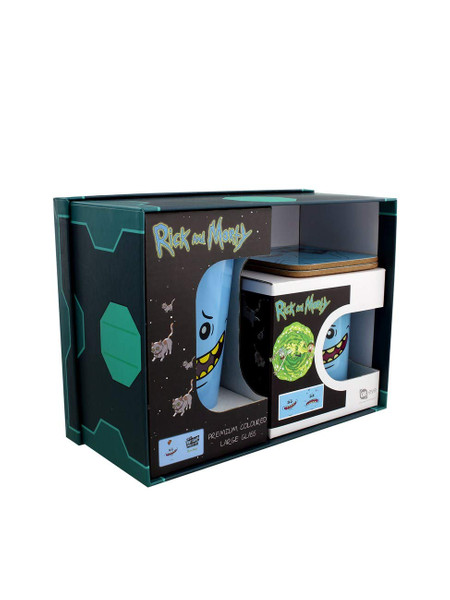 "GB Eye - Geschenkbox, Rick and Morty ""Meeseeks"" – Bild 4"