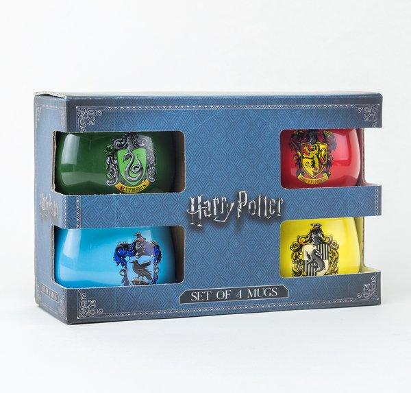 "GB Eye - Geschenkset, Harry Potter ""3D Tassen"" – Bild 1"