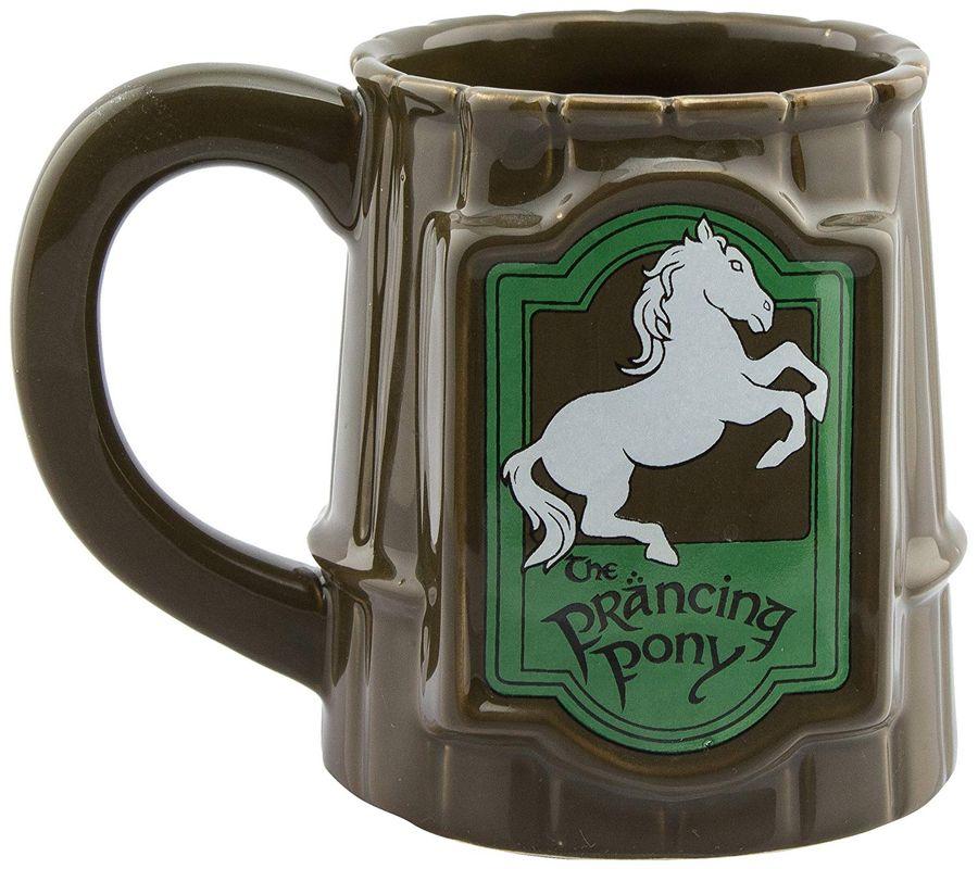 "GB Eye - 3D Tasse, Herr der Ringe ""Prancing Pony"""