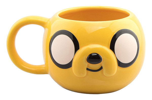 "GB Eye - 3D Tasse, Adventure Time ""Jake der Hund"""