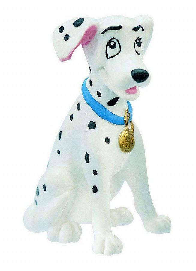 Bullyland 12514 - Walt Disney - 101 Dalmatiner Perdi - Spielfigur
