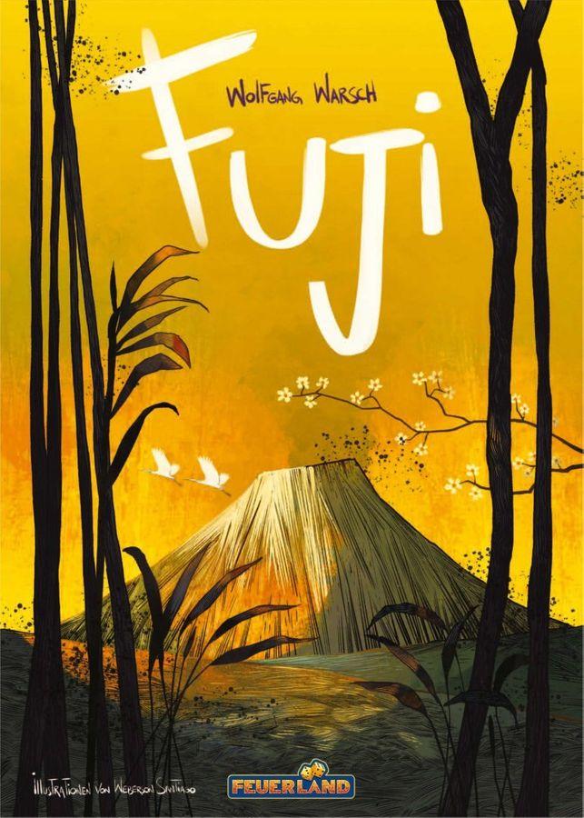 Feuerland Spiele - Fuji UK