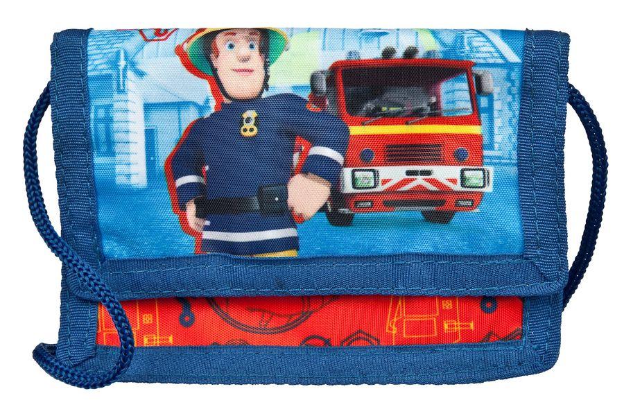 Feuerwehrmann Sam - Geld-/Brustbeutel