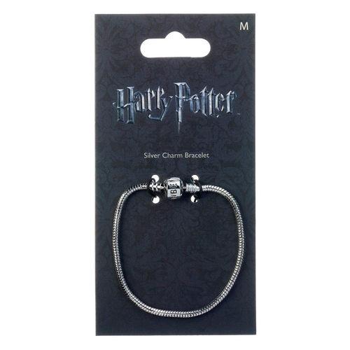 Harry Potter  - Armband für Charm Anhänger versilbert Ø0,5cm – Bild 2