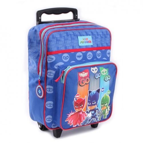 PJ Masks - Trolley Rucksack 'Go Go Go'