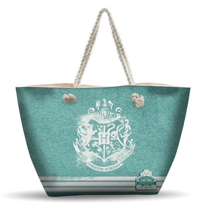 Harry Potter - Strandtasche Hogwarts Wappen