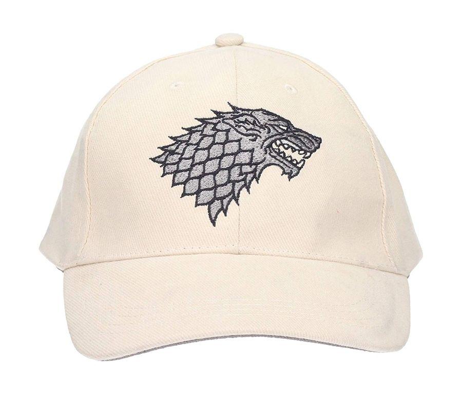 Game of Thrones - Cap / Kappe - STARK Logo
