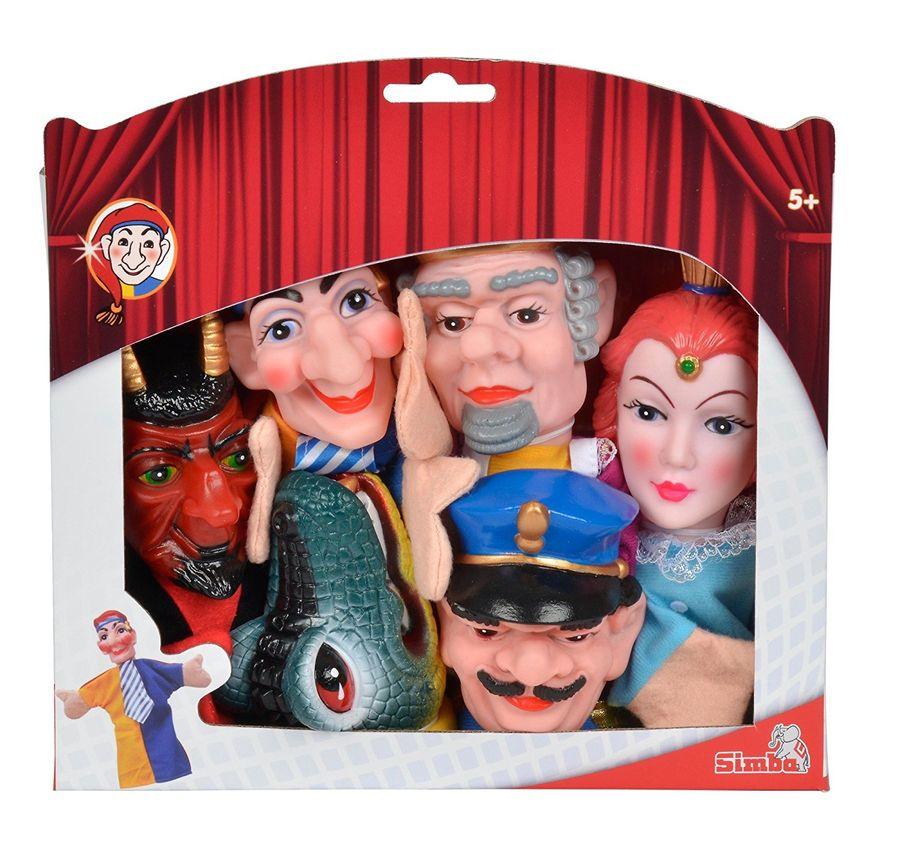 Simba Toys - Handspielfiguren, 6er-Set – Bild 1