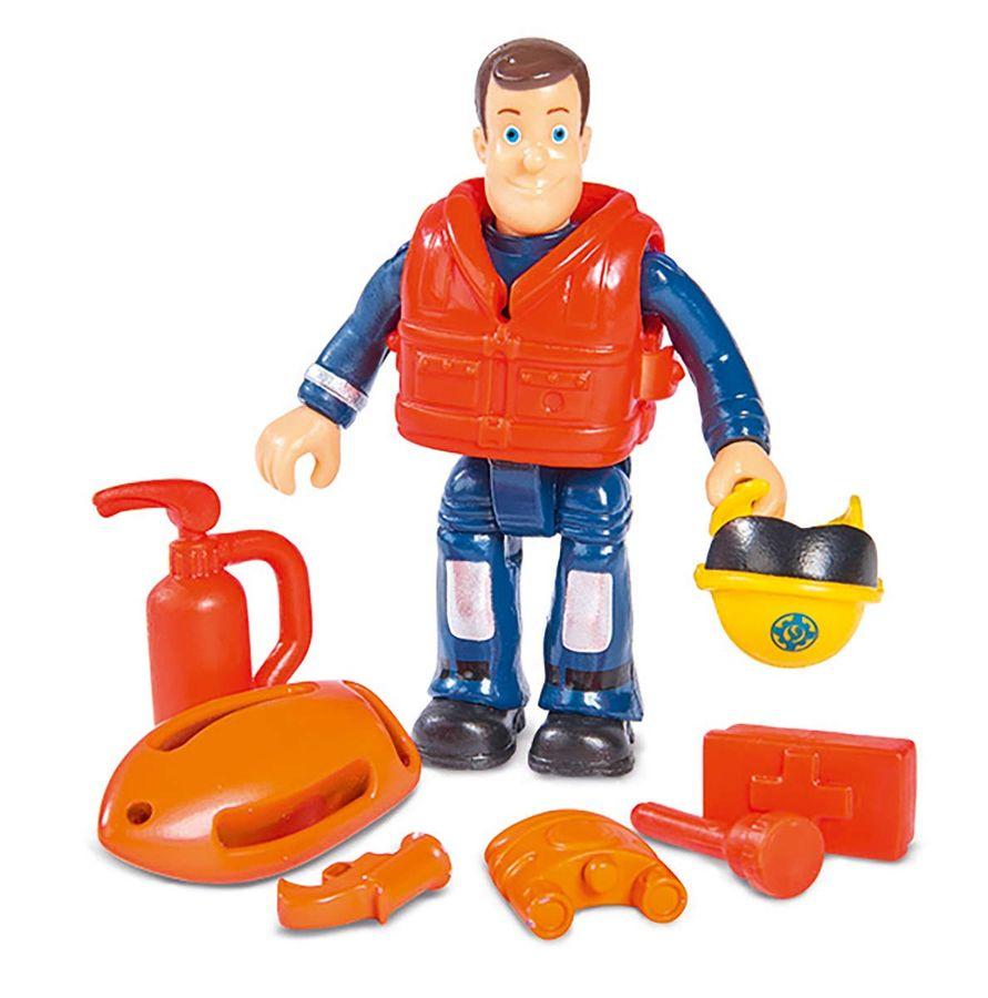 Simba Toys - Feuerwehrmann Sam, Hydrus mit Figur – Bild 3