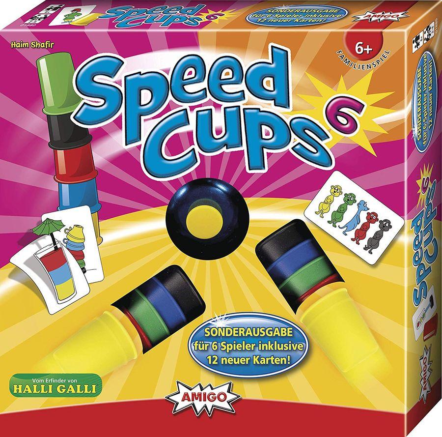 Amigo - Speed Cups 6, Geschicklichkeitsspiel – Bild 1