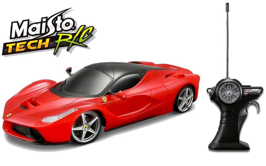Maisto Tech R/C LaFerrari: Ferngesteuertes Auto im Maßstab 1:24 – Bild 2