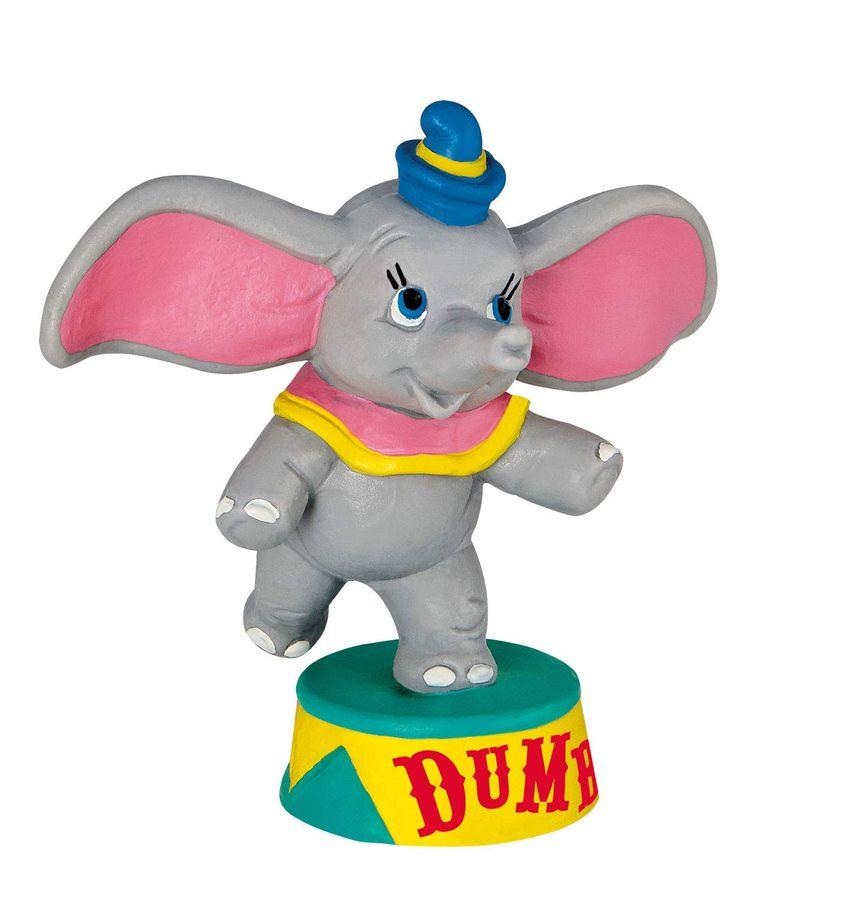 Bullyland 12436 - Walt Disney - Dumbo stehend - Spielfigur