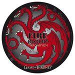 GAME OF THRONES - Mauspad - Targaryen 001