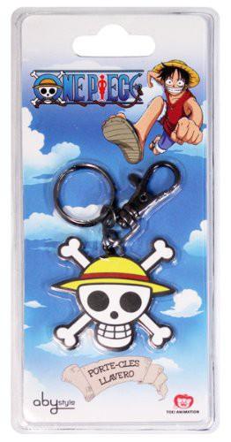 ONE PIECE - Schlüsselanhänger - Skull - Luffy Ruffy – Bild 1