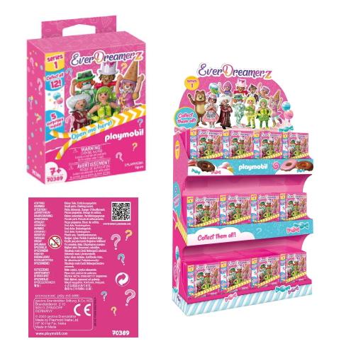 PLAYMOBIL® 70389 - Ever Dreamerz - Verkaufsdisplay mit 48 Überraschungsboxen