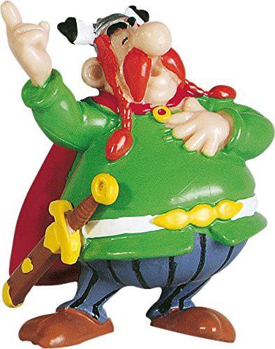 Asterix & Obelix - Sammelfigur Majestrix der Anführer 6cm