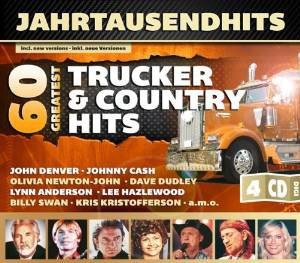 Jahrtausendhits - 60 Greatest Trucker & Country Hits