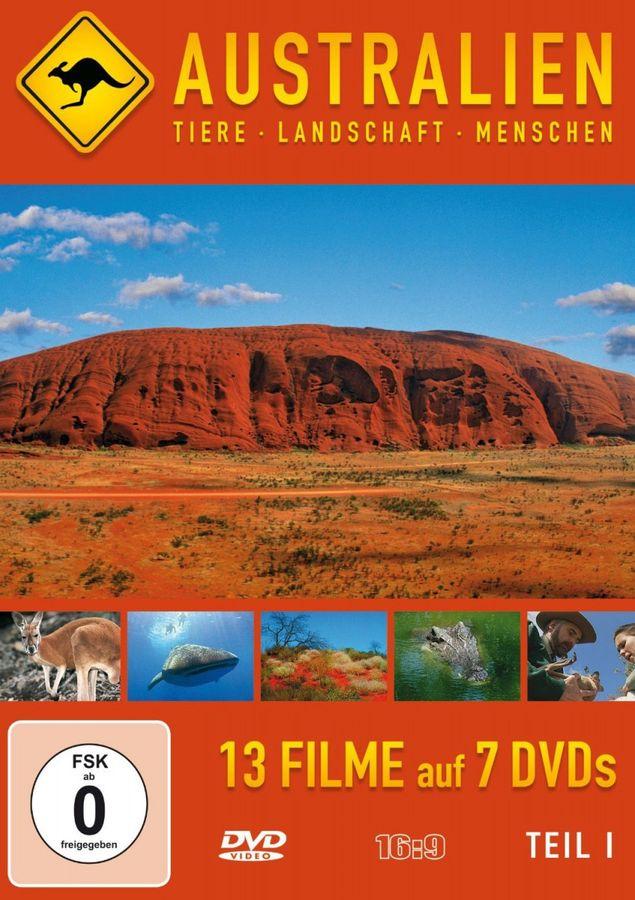 Australien - Tiere, Landschaft, Menschen