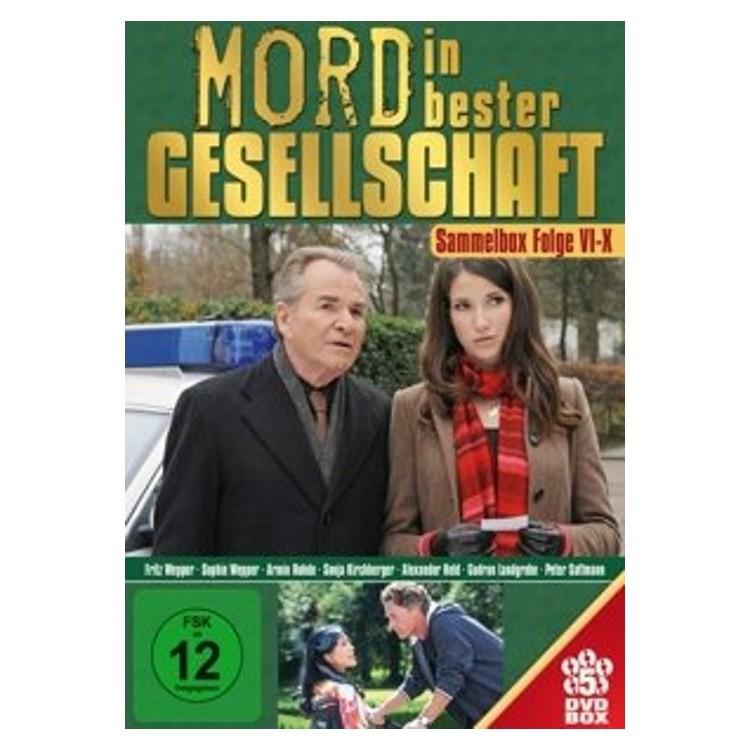 Mord In Bester Gesellschaft - Folge 6-10
