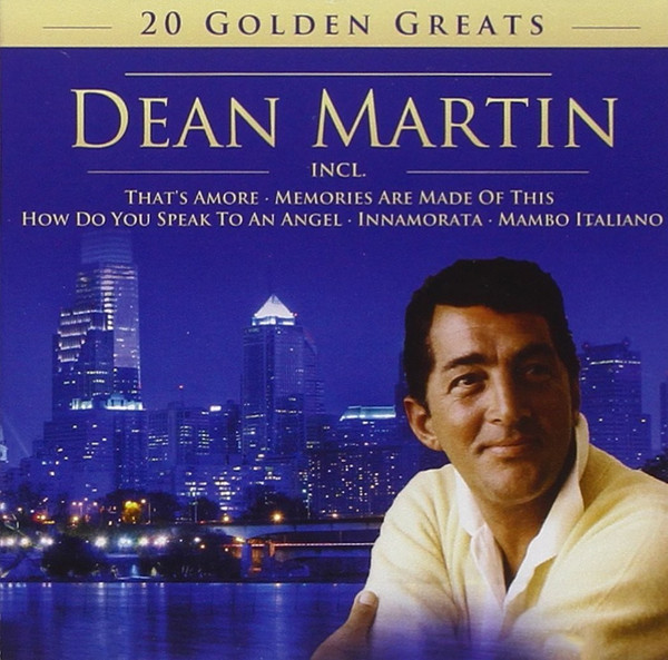 20 Golden Greatest - Dean Martin – Bild 1