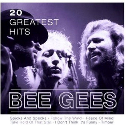 The Bee Gees: 20 Greatest Hits - Limitierte Auflage