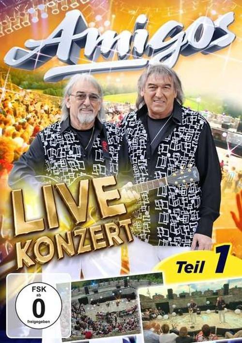 Amigos - Live Konzert - Teil 1-