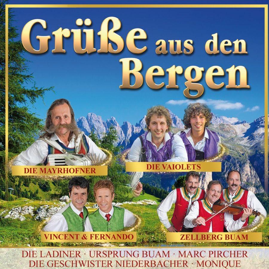 20 Volkstümliche lieder - Grüße aus den Bergen
