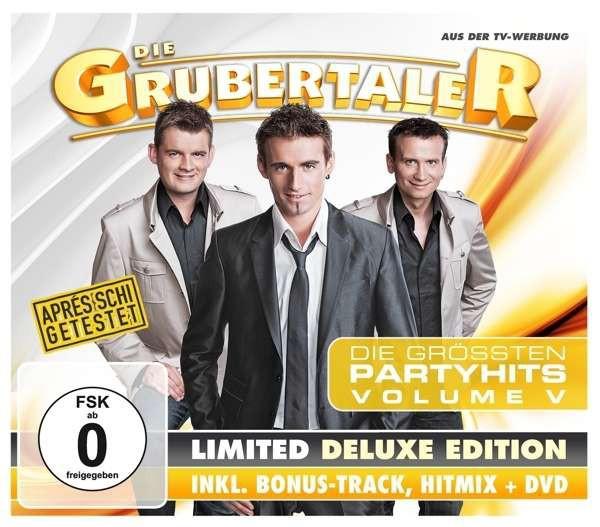 Die Grubertaler - Die Größten Partyhits – Vol. 5 - deluxe Edition
