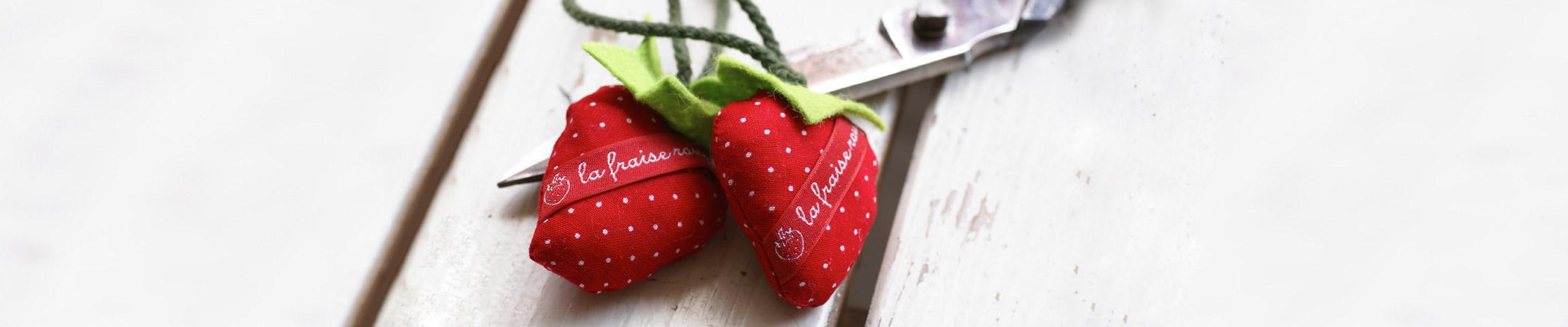 Banner Startseite la fraise rouge