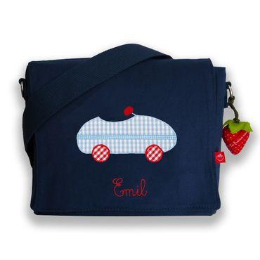 Kindergartentasche Auto