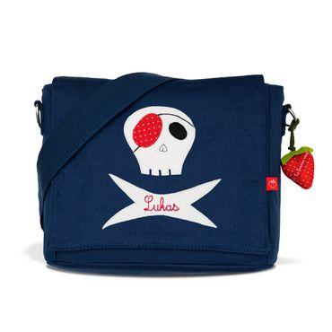 Kindergartentasche Pirat – Bild 1