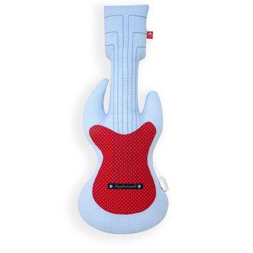 Spieluhr Rockstar blau