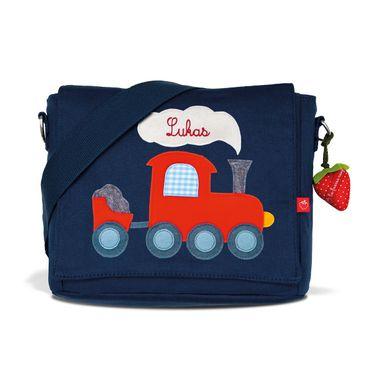Kindergartentasche Bahn
