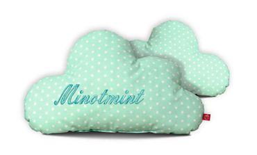 Kissen Wolke minot mint