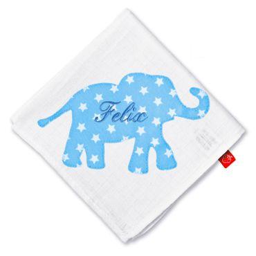 Schmusetuch Elefant Pierre