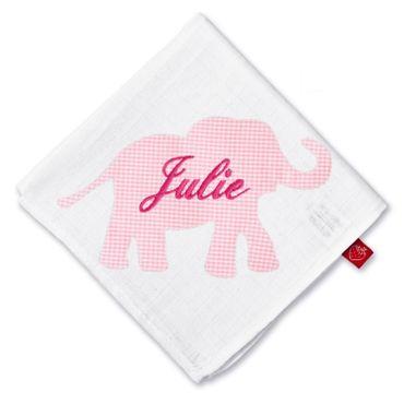 Schmusetuch Elefant Julie