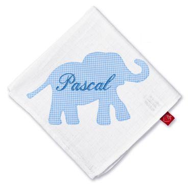 Schmusetuch Elefant Pascal